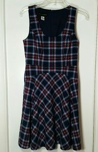 Donna Morgan Dresses - Donna Morgan plaid skater style dress